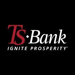 TS Bank Mobile Cash Management