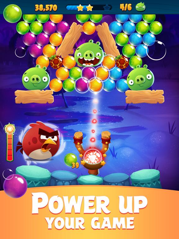 Angry Birds POP!のおすすめ画像4