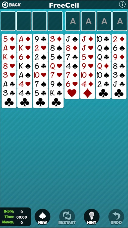 Solitaire Game Collection