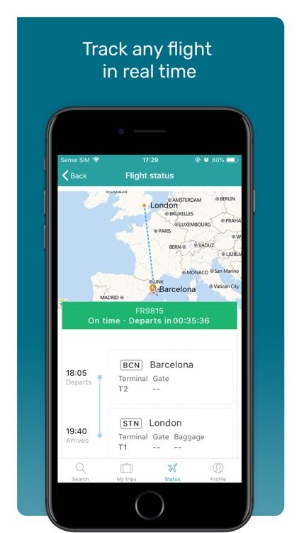 Travellink - Flights, Hotels screenshot-3