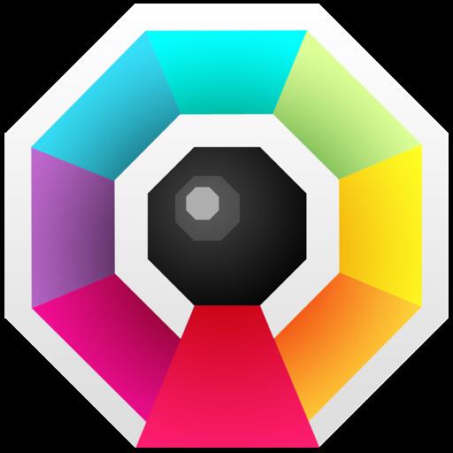 飛躍八邊形 Octagon