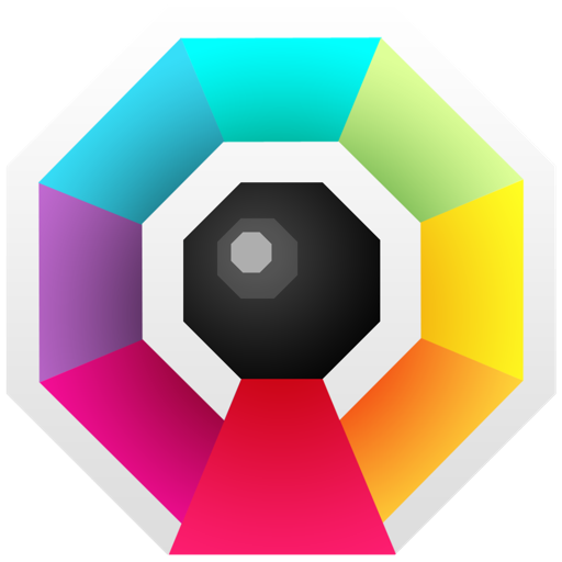 飞跃八边形 Octagon