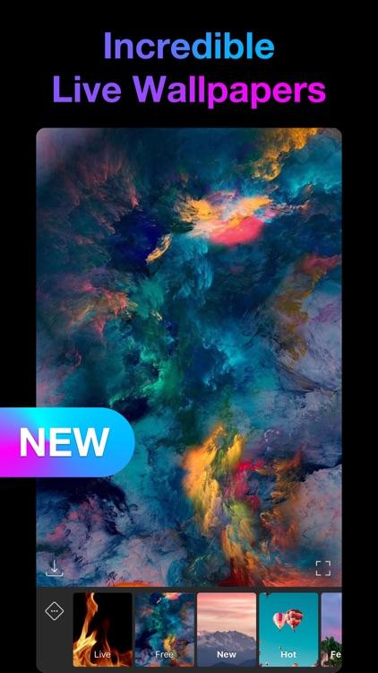 Live wallpaper & backgrounds! screenshot-3