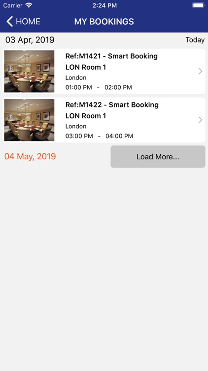 Rendezvous Mobile 6.4 screenshot-8
