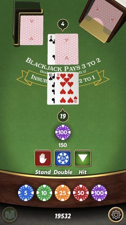 Blackjack 21 ⁂