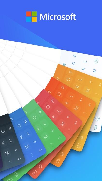 Microsoft SwiftKey Keyboard screenshot-6