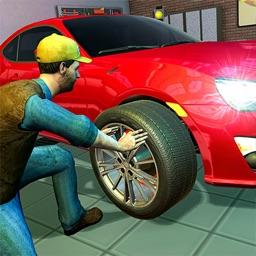 Car Garage Mechanic Simulator
