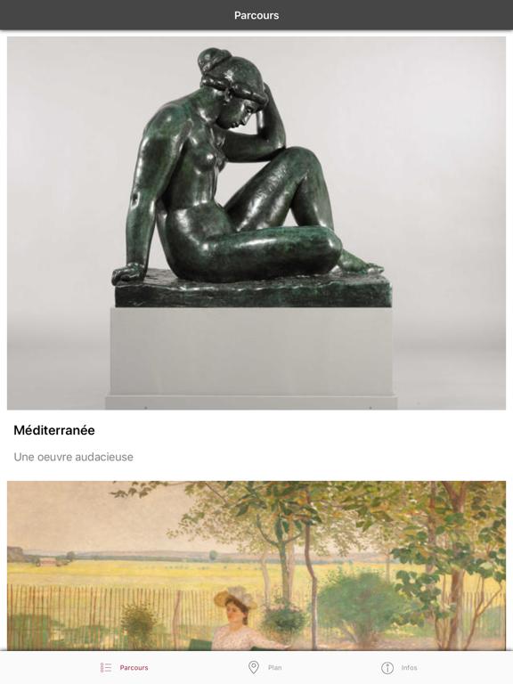 Screenshot #4 pour Musée Maillol