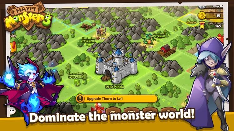 Haypi Monster World screenshot-4