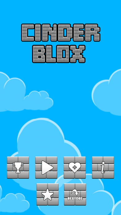 Cinder Blox screenshot one