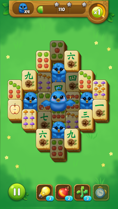 Mahjong Forest Journey screenshot 2