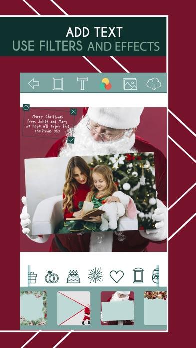 Christmas Frames Collection screenshot 5