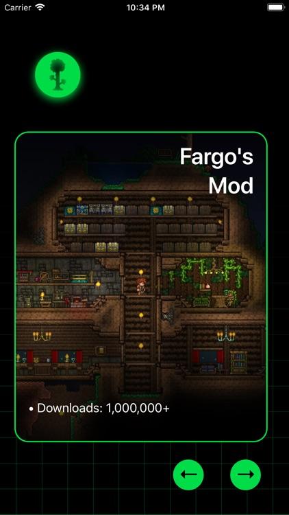 Mods for Terraria
