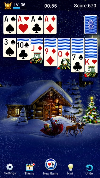 Solitaire - Classic Card Games screenshot-4