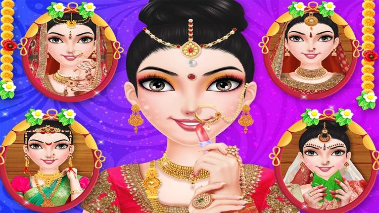 Indian Wedding Bride Salon screenshot-3