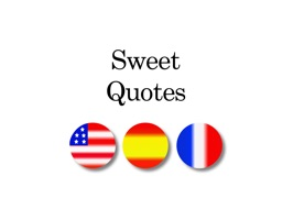 Sweet Quotes is a Sticker Pack for iMessage