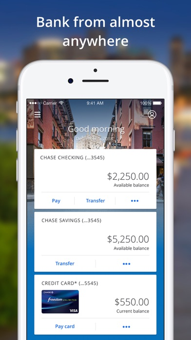 Chase Mobile® App Report on Mobile Action - App Store