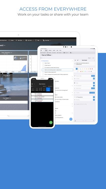 Organize:Pro Cloud Tasks screenshot-9