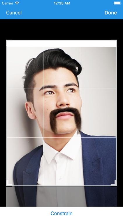 Mustache Photo PRO screenshot-6