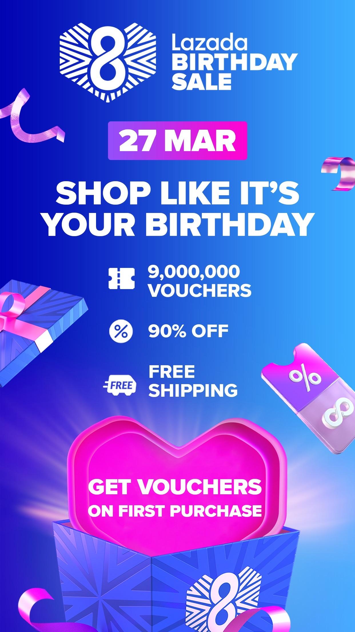 Lazada - Best Shopping Online Screenshot