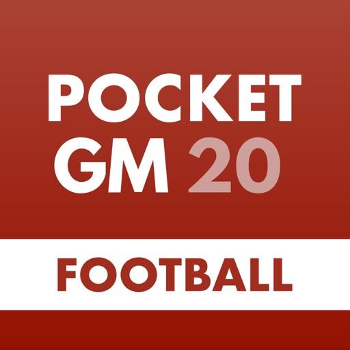 Pocket GM 20 - Football icon