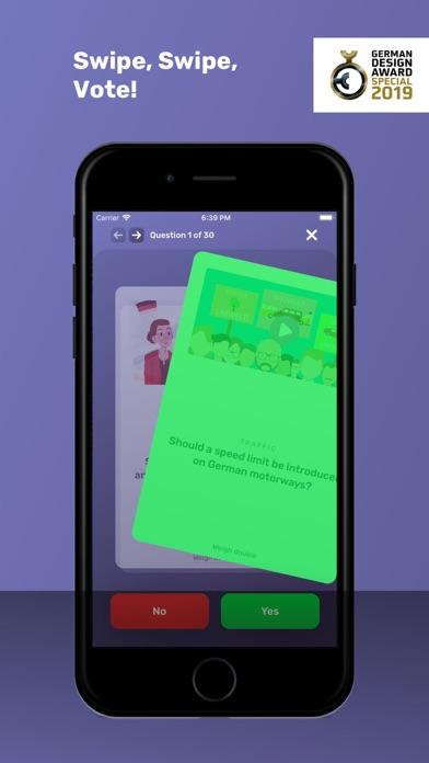 messages.download VoteSwiper software