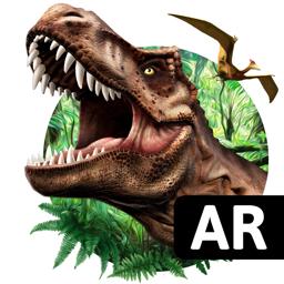 Ícone do app Monster Park: Mundo dinossauro