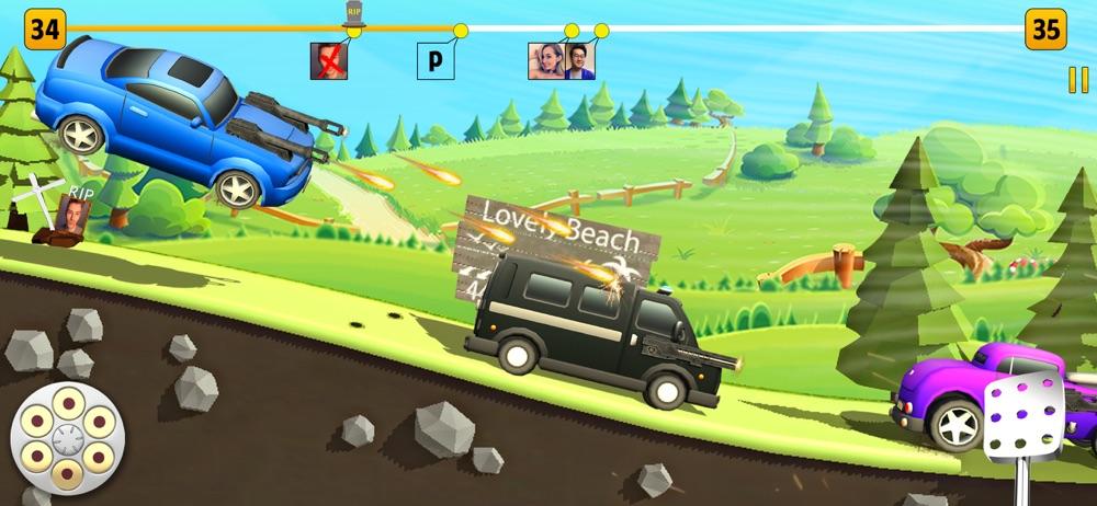Racing & Shooting - Car Smash hack tool