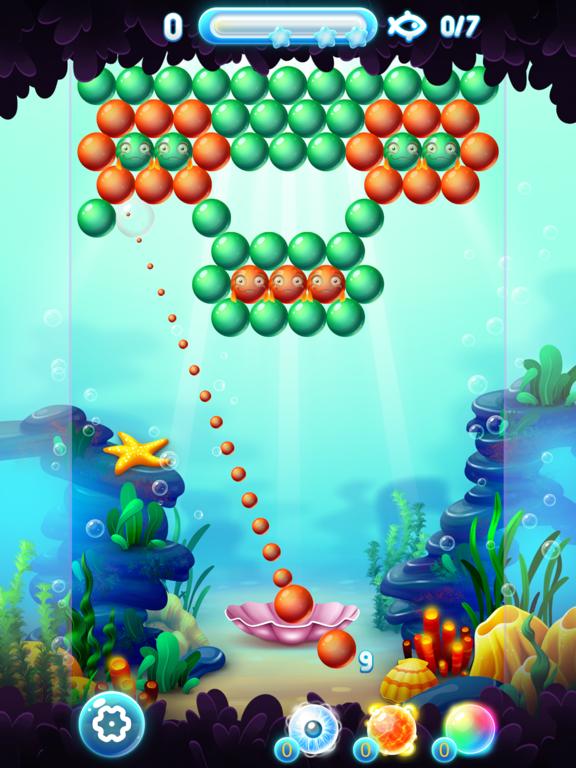 Bubble Shooter Ocean screenshot 6