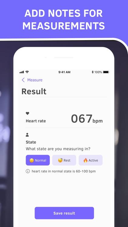 Pulse Monitor. Heart Beat Rate
