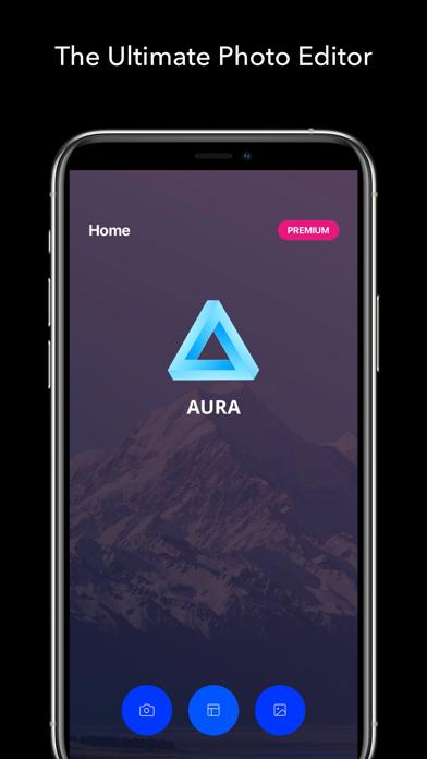 AURA - Camera Photo Editor