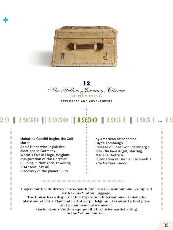 Louis Vuitton 100 Trunks screenshot-3