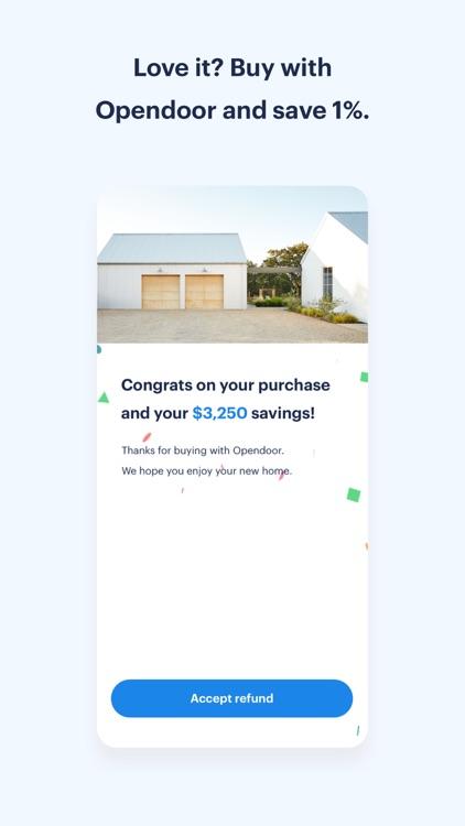 Opendoor Real Estate & Homes