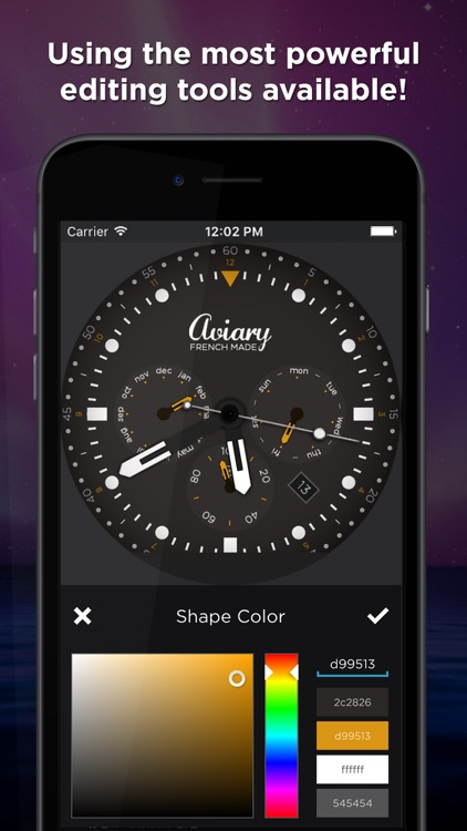 WatchMaker - 80000 Watch Faces screenshot-4