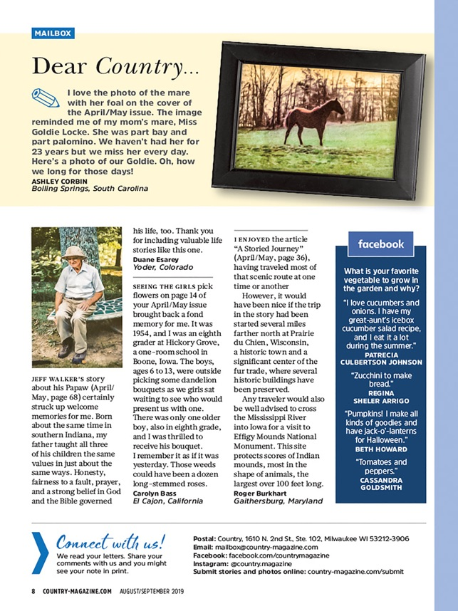 Country Magazine on the App Store