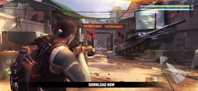 Cover Fire: Shooting Battle on the App Store