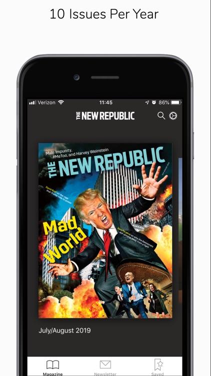 New Republic screenshot-3