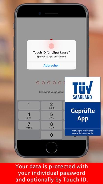 Sparkasse - Your mobile branch screenshot-6