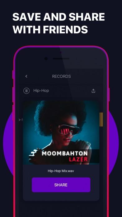 Music Mix Maker: Pro DJ Studio Screenshot
