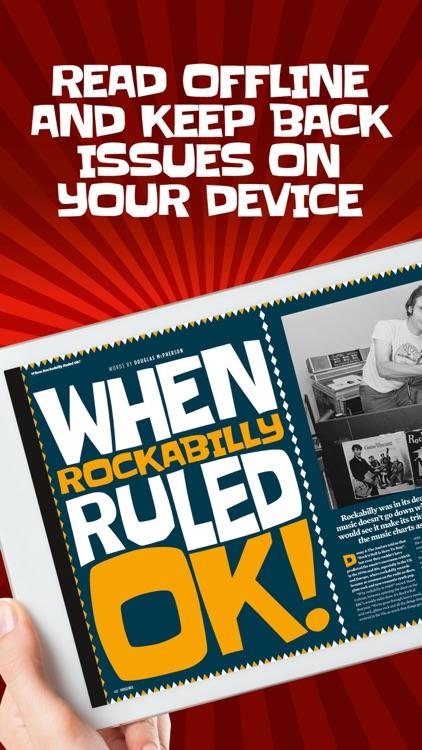Vintage Rock Magazine screenshot-3