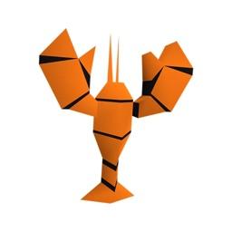 Origami Bundle Stickers