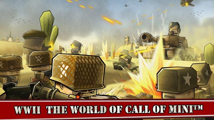 Call of Mini™ Battlefield! screenshot-0