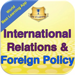 International Relation& Policy