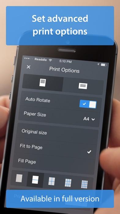 Printer Pro Lite by Readdle app image