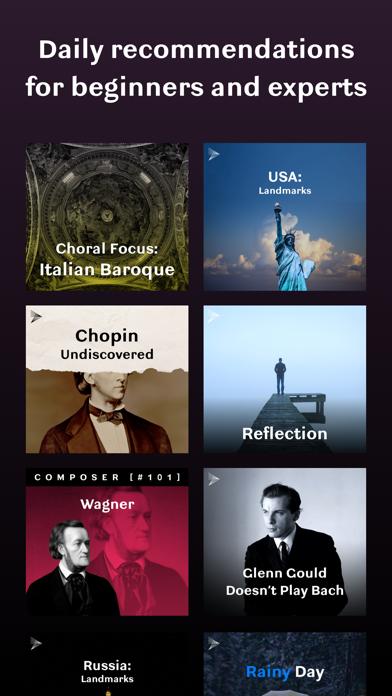 Primephonic - Classical Music - App - iPod, iPhone, iPad, and iTunes