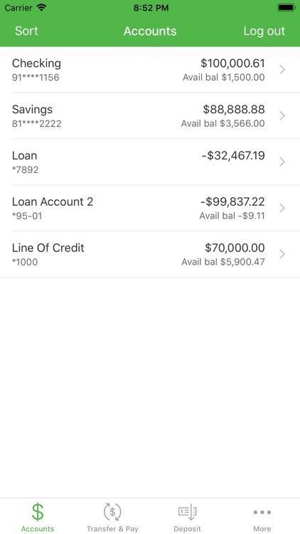 BTFCU Mobile Banking screenshot-2