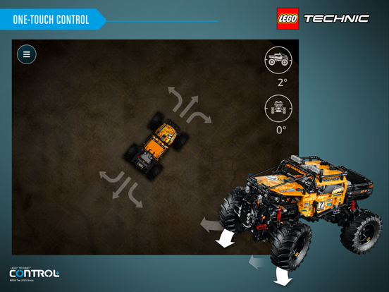 LEGO® TECHNIC® CONTROL+ screenshot 9