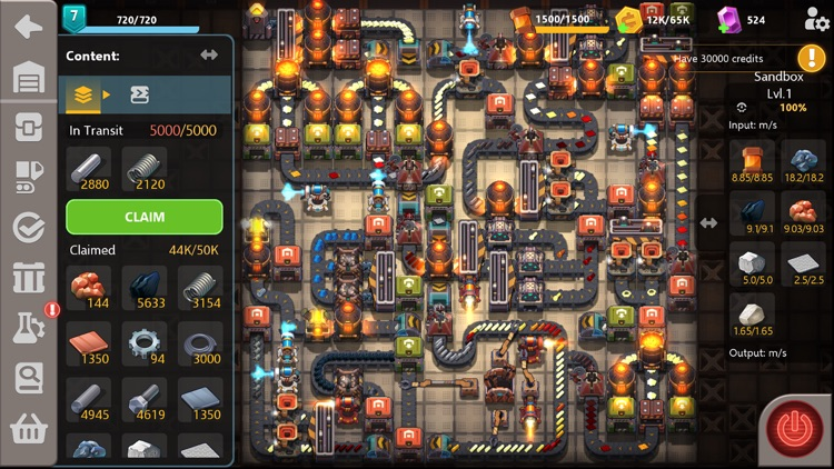 Sandship: Crafting Factory screenshot-4