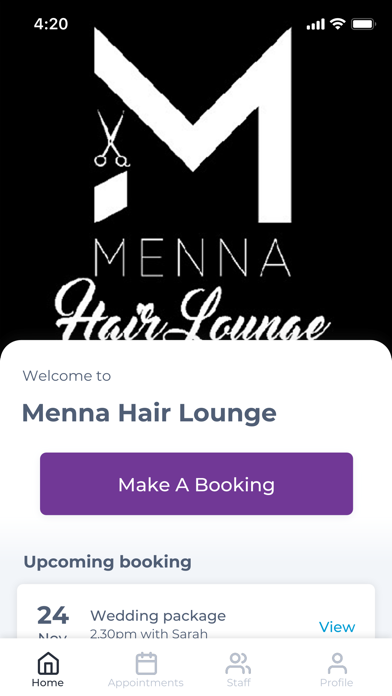 Menna Hair Lounge