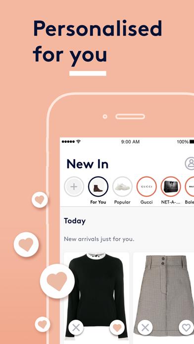 Screenshot #3 pour Lyst: Shop designer brands